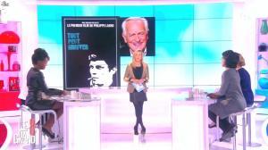 Laurence Ferrari, Hapsatou Sy et Audrey Pulvar dans le Grand 8 - 19/02/15 - 06