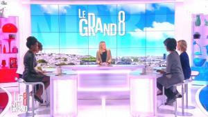 Laurence Ferrari, Hapsatou Sy et Audrey Pulvar dans le Grand 8 - 19/02/15 - 11