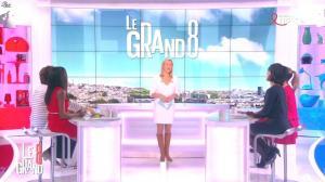Laurence Ferrari, Hapsatou Sy et Audrey Pulvar dans le Grand 8 - 27/03/15 - 14