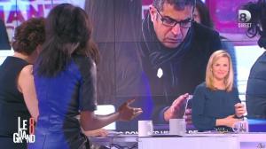 Laurence Ferrari et Hapsatou Sy dans le Grand 8 - 05/02/15 - 08