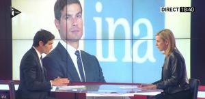 Laurence Ferrari dans Tirs Croises - 02/04/15 - 02