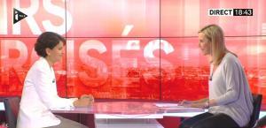 Laurence Ferrari dans Tirs Croisés - 06/05/15 - 01