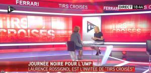 Laurence Ferrari dans Tirs Croises - 07/05/15 - 02