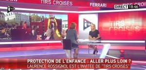 Laurence Ferrari dans Tirs Croises - 07/05/15 - 03