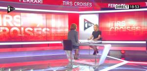 Laurence Ferrari dans Tirs Croises - 07/05/15 - 04