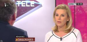 Laurence Ferrari dans Tirs Croisés - 31/03/15 - 02