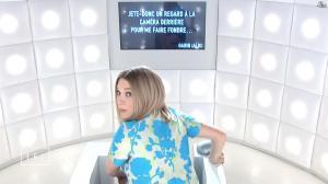 Lea Seydoux dans le Grand Journal de Canal Plus - 31/03/15 - 03