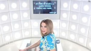 Lea Seydoux dans le Grand Journal de Canal Plus - 31/03/15 - 04