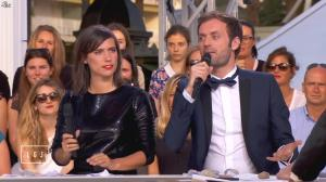 Mathilde Serrell dans le Grand Journal de Canal Plus - 13/05/15 - 01