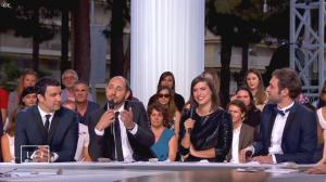 Mathilde Serrell dans le Grand Journal de Canal Plus - 13/05/15 - 02