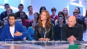 Mélissa Theuriau dans le Grand Journal de Canal Plus - 06/04/15 - 03