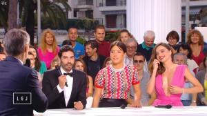 Miranda Kerr et Adele Exarchopoulos dans le Grand Journal de Canal Plus - 14/05/15 - 02
