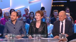 Natacha Polony dans le Grand Journal de Canal Plus - 03/03/15 - 01