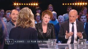 Natacha Polony dans le Grand Journal de Canal Plus - 03/03/15 - 02