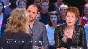 Natacha Polony dans le Grand Journal de Canal Plus - 03/03/15 - 03