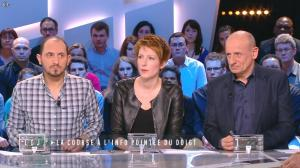 Natacha Polony dans le Grand Journal de Canal Plus - 03/04/15 - 01