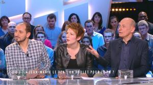 Natacha Polony dans le Grand Journal de Canal Plus - 03/04/15 - 02