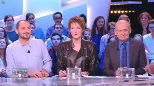 Natacha Polony dans le Grand Journal de Canal Plus - 04/02/15 - 01
