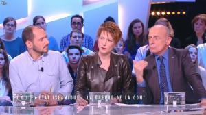 Natacha Polony dans le Grand Journal de Canal Plus - 04/02/15 - 03