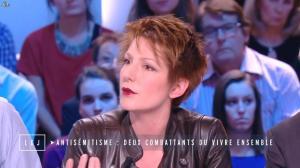 Natacha Polony dans le Grand Journal de Canal Plus - 04/02/15 - 05
