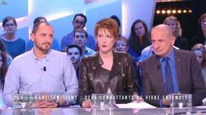 Natacha Polony dans le Grand Journal de Canal Plus - 04/02/15 - 06