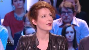 Natacha Polony dans le Grand Journal de Canal Plus - 04/02/15 - 08