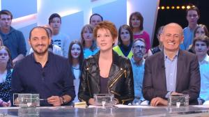 Natacha Polony dans le Grand Journal de Canal Plus - 04/03/15 - 01