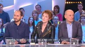 Natacha Polony dans le Grand Journal de Canal Plus - 04/03/15 - 03