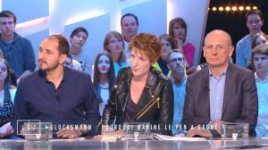 Natacha Polony dans le Grand Journal de Canal Plus - 04/03/15 - 04