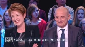 Natacha Polony dans le Grand Journal de Canal Plus - 05/02/15 - 02