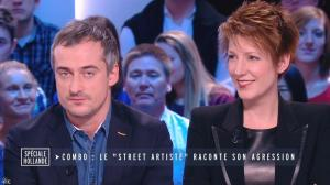 Natacha Polony dans le Grand Journal de Canal Plus - 05/02/15 - 04