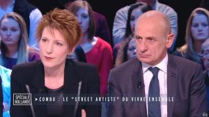 Natacha Polony dans le Grand Journal de Canal Plus - 05/02/15 - 05