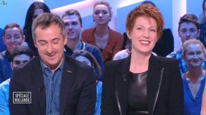 Natacha Polony dans le Grand Journal de Canal Plus - 05/02/15 - 07