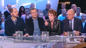 Natacha Polony dans le Grand Journal de Canal Plus - 06/02/15 - 02