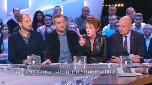 Natacha Polony dans le Grand Journal de Canal Plus - 06/02/15 - 02