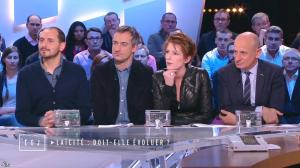 Natacha Polony dans le Grand Journal de Canal Plus - 06/02/15 - 03