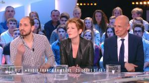 Natacha Polony dans le Grand Journal de Canal Plus - 10/04/15 - 01