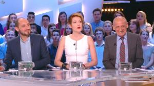 Natacha Polony dans le Grand Journal de Canal Plus - 15/04/15 - 01