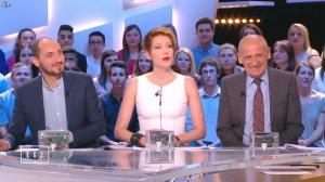 Natacha Polony dans le Grand Journal de Canal Plus - 15/04/15 - 01