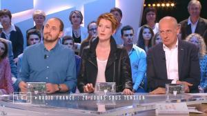 Natacha Polony dans le Grand Journal de Canal Plus - 17/04/15 - 01