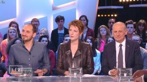 Natacha Polony dans le Grand Journal de Canal Plus - 18/03/15 - 01
