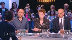 Natacha Polony dans le Grand Journal de Canal Plus - 18/03/15 - 03