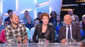 Natacha Polony dans le Grand Journal de Canal Plus - 23/03/15 - 01
