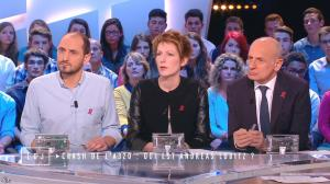 Natacha Polony dans le Grand Journal de Canal Plus - 26/03/15 - 01