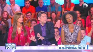 Nathalie Marquay-Pernaut dans Touche pas à mon Poste - 23/03/15 - 03