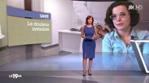 Nathalie Renoux dans le 19 45 - 28/02/15 - 01