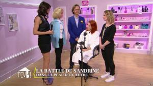 Sandrine Calvayrac dans Comment Ca Va Bien - 25/03/15 - 02