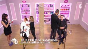 Sandrine Calvayrac dans Comment Ca Va Bien - 25/03/15 - 03