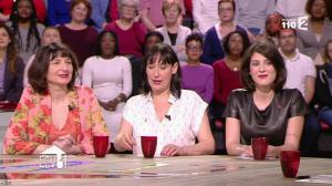 Sandrine Calvayrac dans Comment Ca Va Bien - 27/03/15 - 02