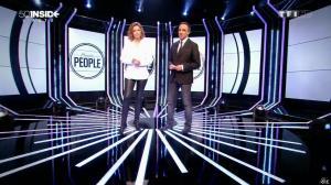 Sandrine Quétier dans 50 Minutes Inside - 14/03/15 - 01